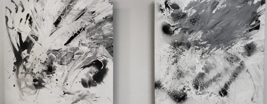 Henryk Ptasiewicz – Abstract (Set of 2)