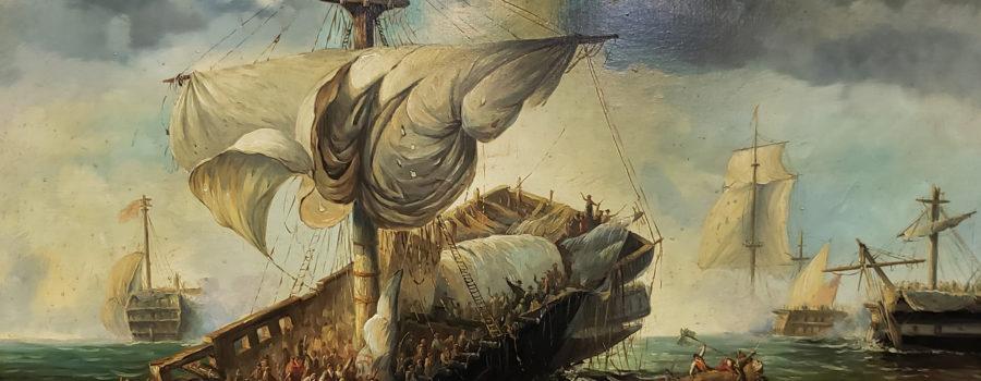 Wendell – Naval Battle
