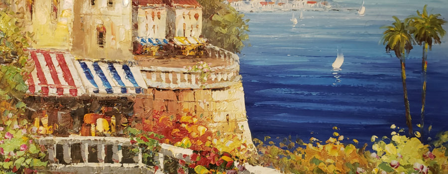 Unknown – Mediterranean Coast