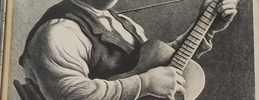Thomas Hart Benton – The Hymn Singer