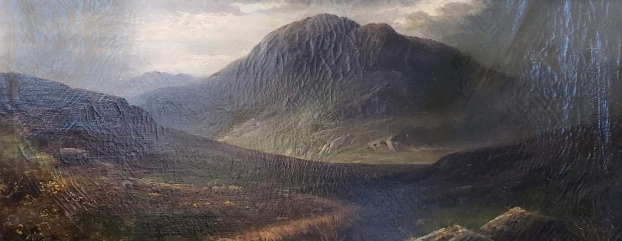 Pass Near Glencoe – Victor Rolyat