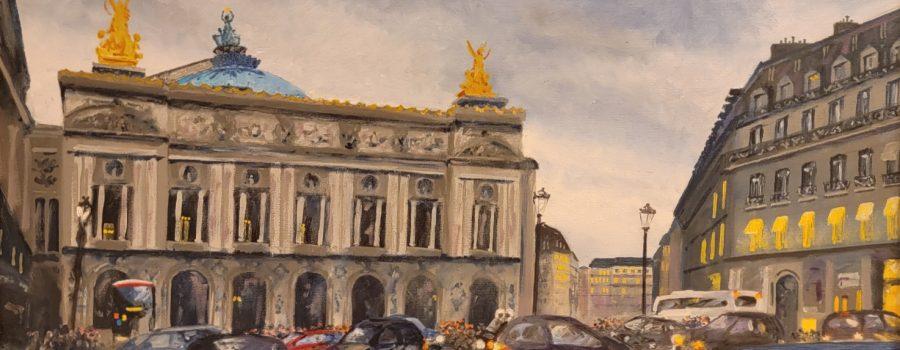 Daven Anderson – Paris
