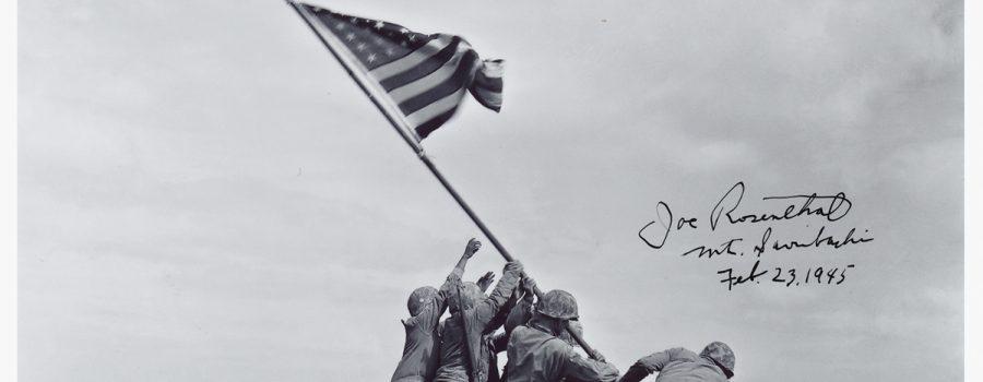 Iwo Jima – Joe Rosenthal